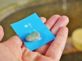 島根・玉作湯神社「願い石」「叶い石」のWパワーで縁結び