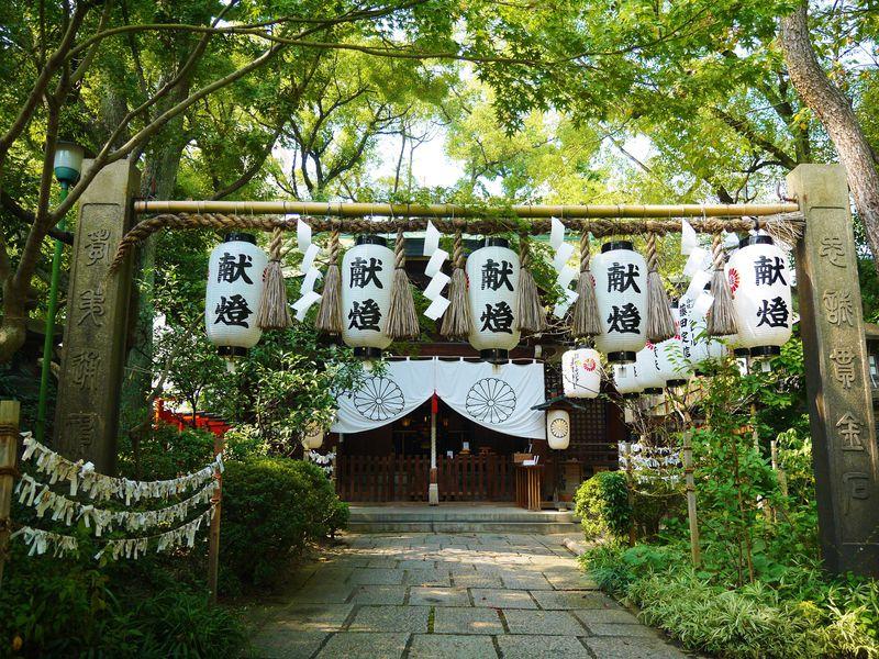 大阪のパワースポット・堀越神社で「神が宿るお守り」をゲット!