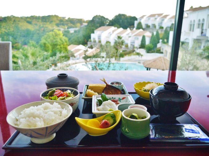プライムリゾート賢島の朝食