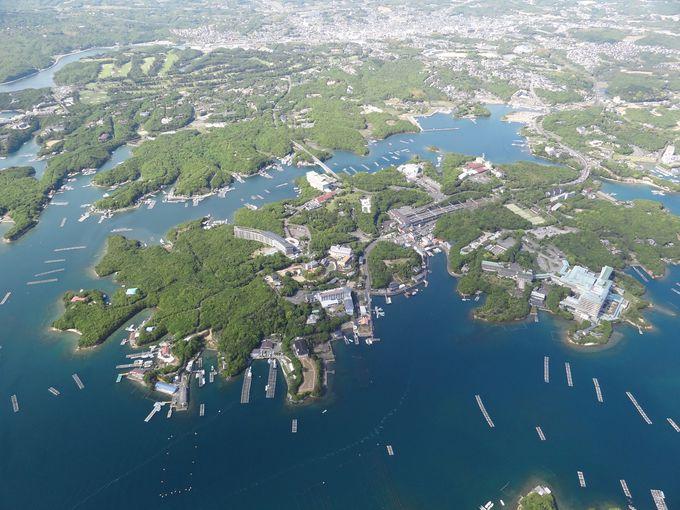 英虞湾と賢島