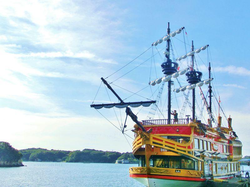 伊勢志摩サミット開催地の海をめぐる・賢島エスパーニャクルーズ