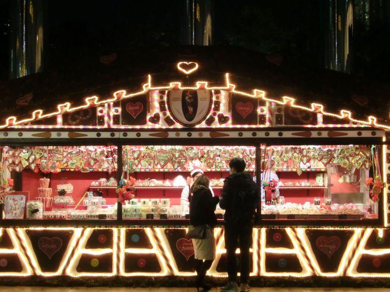 大阪・冬のロマンチックなデートならここ!ドイツ・クリスマスマーケット大阪