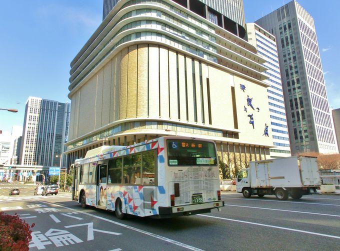 びっくりぽんなラッピングバス