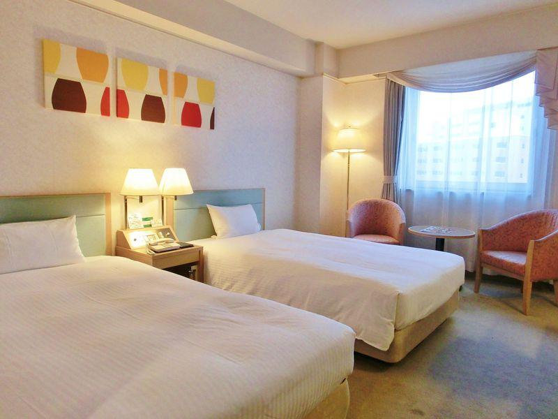 すすきのなのに駐車場が無料!「札幌第一ホテル」は国内客中心の静かなホテル