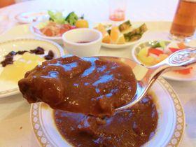 この牛筋カレーの朝食のために泊まる!ホテルモントレエーデルホフ札幌