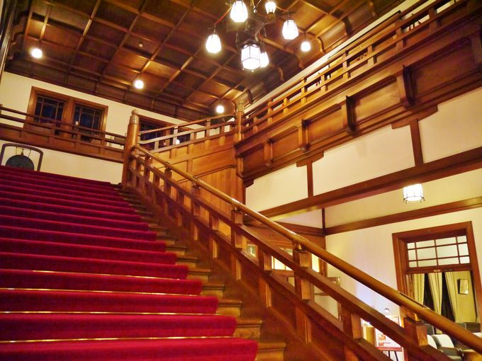 いつか泊まってみたいクラシカルな老舗「奈良ホテル」