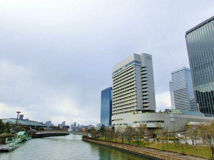 1.ホテルニューオータニ大阪