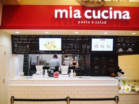 モスのパスタ専門店「ミアクッチーナ」第一号店がオープン!尼崎キューズモール