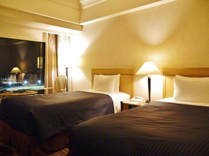 神戸ベイシェラトンホテルの多彩な部屋タイプ