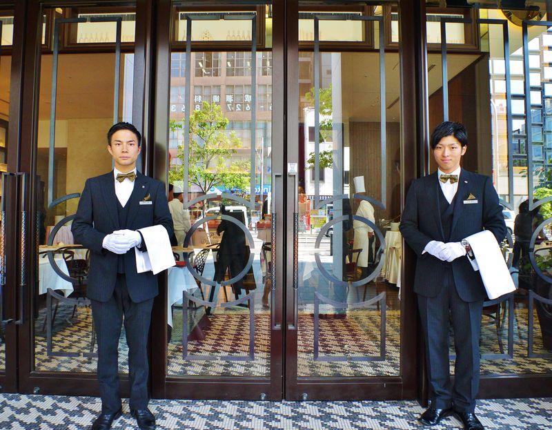 セント レジス ホテル 大阪「プリンセスデザートブッフェ」はエスコートバトラーの案内でお姫様気分♪