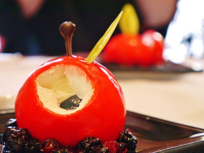 美味しい毒りんご