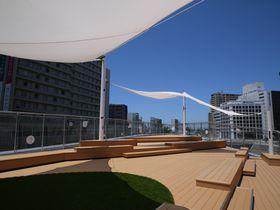 福岡・天神のニュースポット「シップスガーデン」が水上公園にオープン