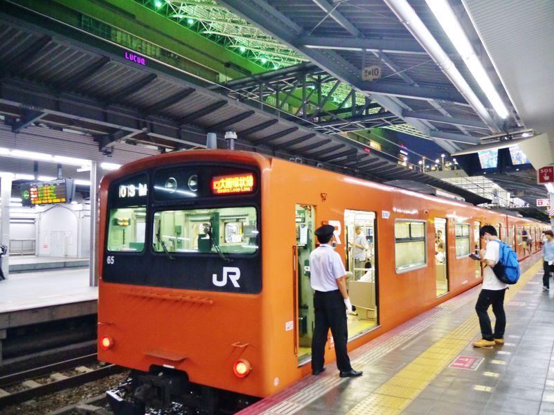 JR大阪環状線19駅・発車メロディ巡り♪大阪らしい選曲におもわず突っ込み