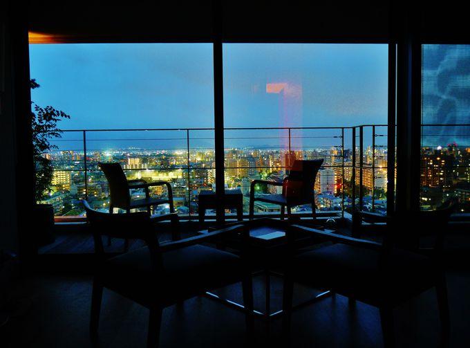 絶景を独り占め!「アゴーラ福岡山の上ホテル&スパ」