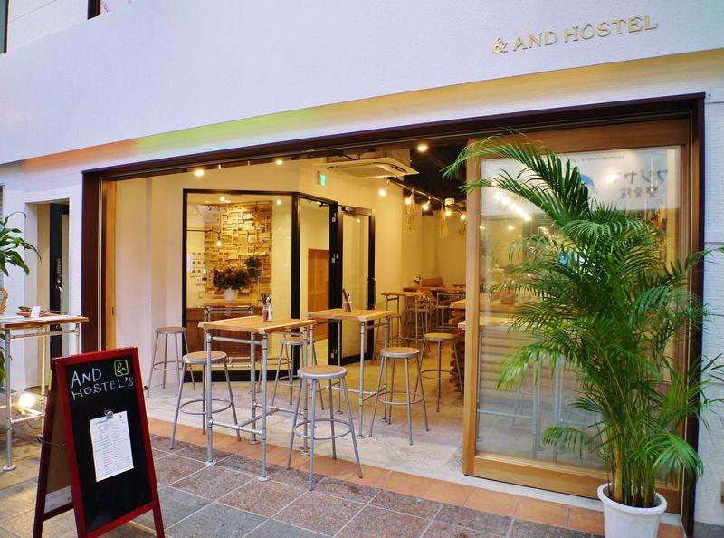 日本初!博多の「&AND HOSTEL(アンドホステル)」はIoTデバイスを駆使したスマートホステル