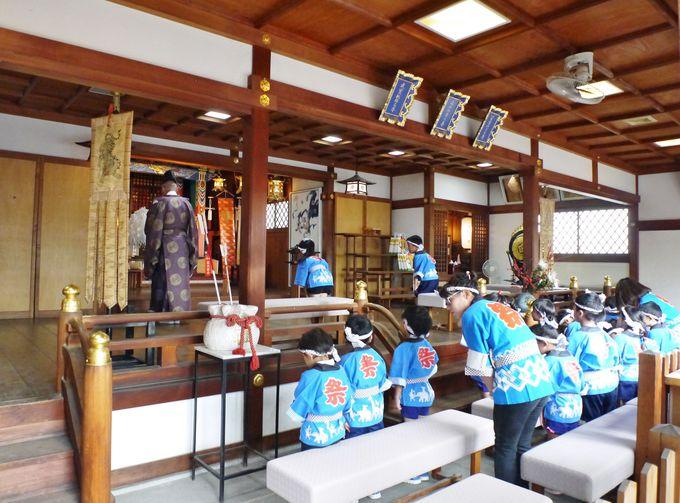 地元の人々に崇敬される布忍神社