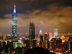 台北の景色はここからがベスト!象山から眺める台北101の夜景