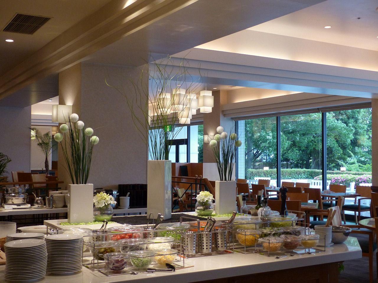 ラディソンホテル成田の朝食は、ヘルシー系からガッツリ系まで
