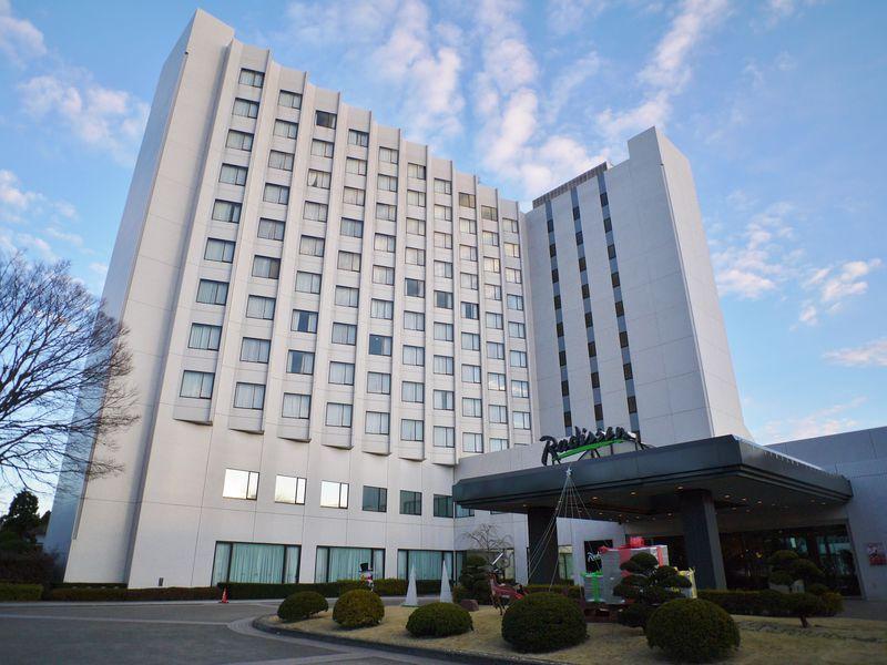 「ラディソンホテル成田」なら14日間の駐車場が無料!前後泊に重宝する成田空港近隣ホテル