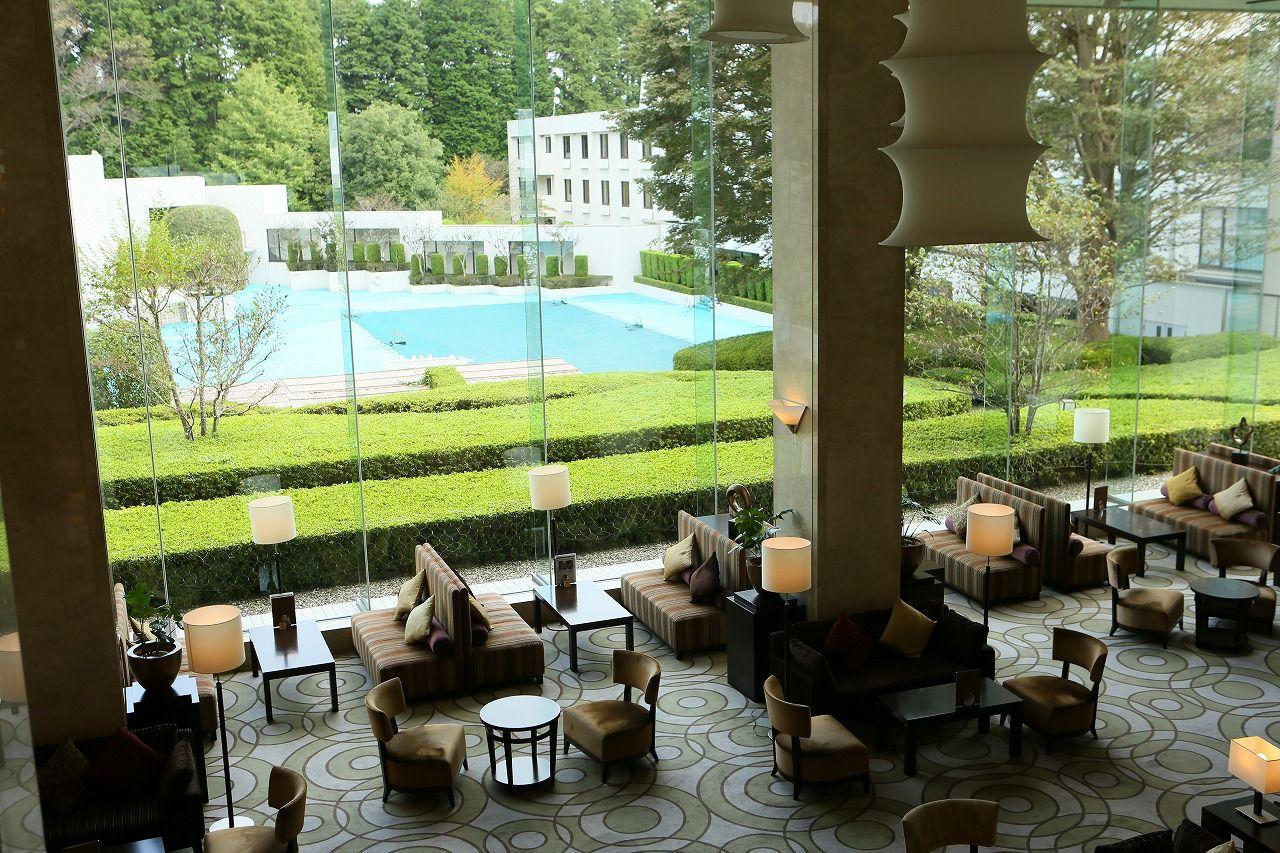 ゆったりとした敷地を持つ「ラディソンホテル成田」