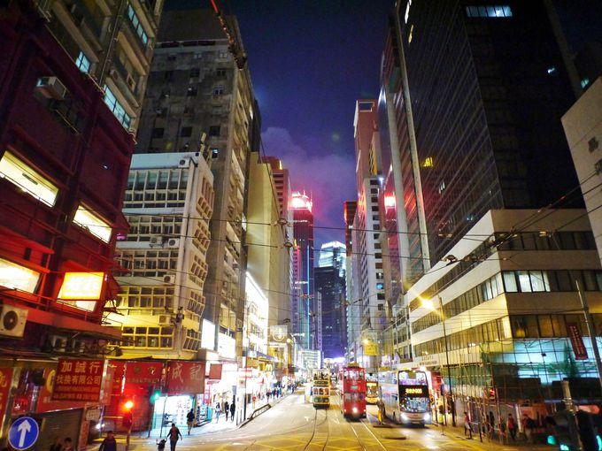 香港島・上環エリアのアクセスしやすいホテル