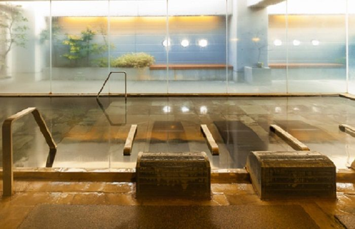 ドーミーインのお楽しみ、大浴場
