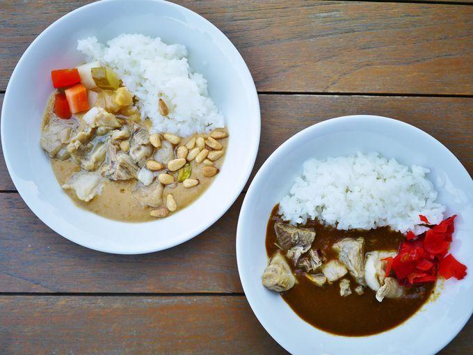 近江牛を使った究極の「琵琶湖☆朝カレー」が朝食で!