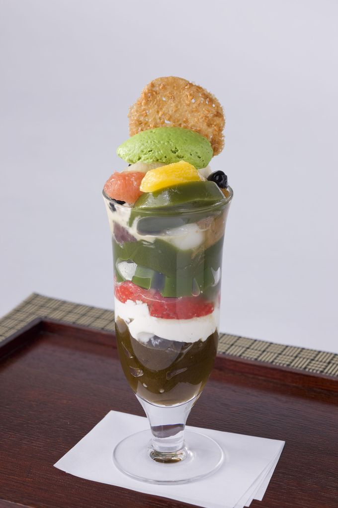 「京の茶膳 シェ・ナカノ」と「京の茶寮」でグルメも満喫