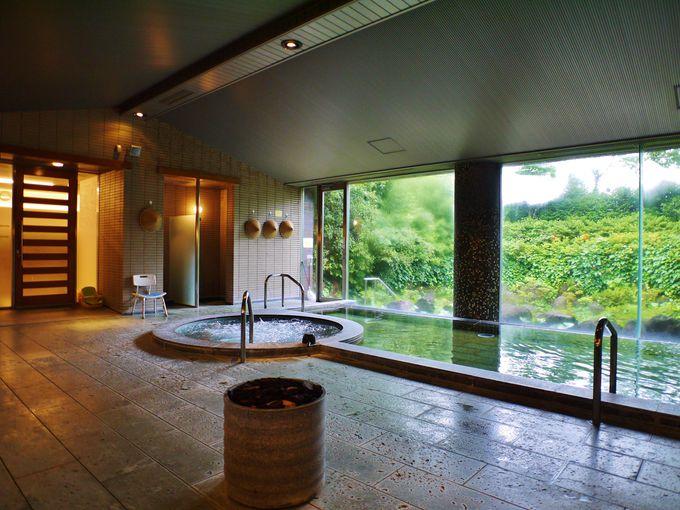 何度でも入りたい、至福の温泉