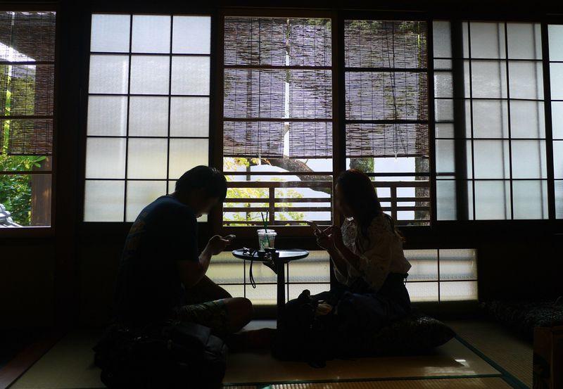 京都二年坂に畳のお座敷スタバがオープン!スターバックスコーヒー京都二寧坂ヤサカ茶屋店