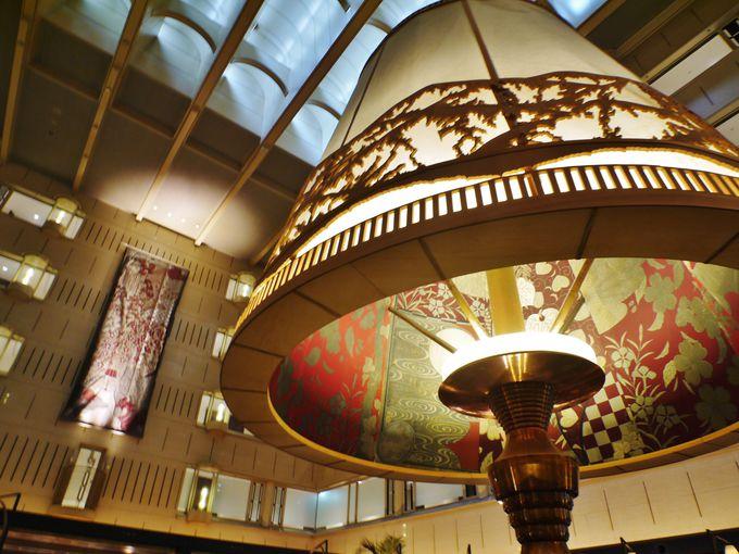「京都センチュリーホテル」のノスタルジックモダンな世界