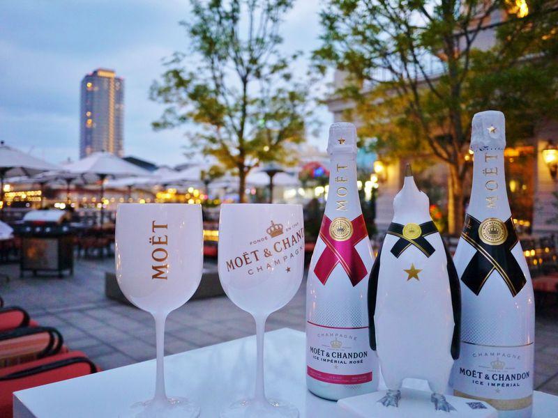 神戸の夜景をグランピングスタイルで!「ラ・スイート ガーデン フェスト 〜ワイン&ビアガーデン〜」