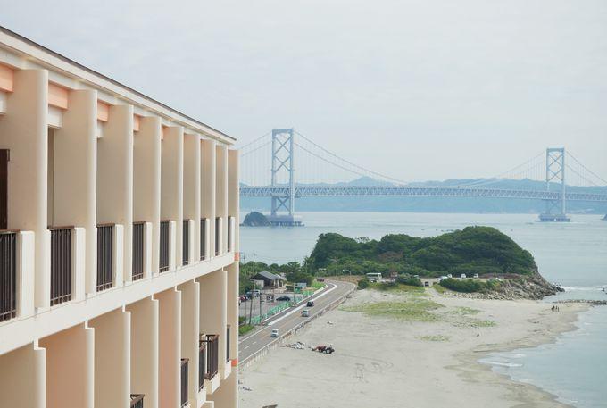 「アオアヲ ナルト リゾート」は早めの到着が楽しい!
