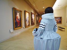 徳島鳴門・大塚国際美術館「#アートコスプレ・フェス」で名画と一緒に記念撮影!