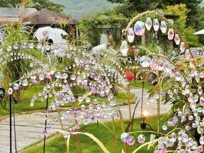 箱根ガラスの森美術館「ヴェネチアロマン」