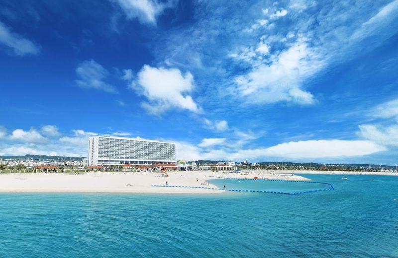 初日・最終日に最強!空港から約20分の美ら海「サザンビーチホテル&リゾート沖縄」