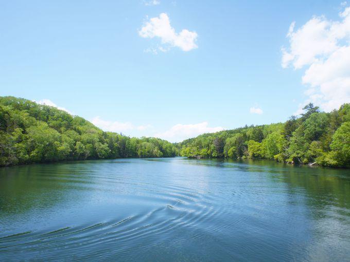 1.阿寒湖