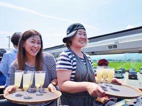 金沢発「日本海レストランバス」で生産者を訪ねるバスツアー