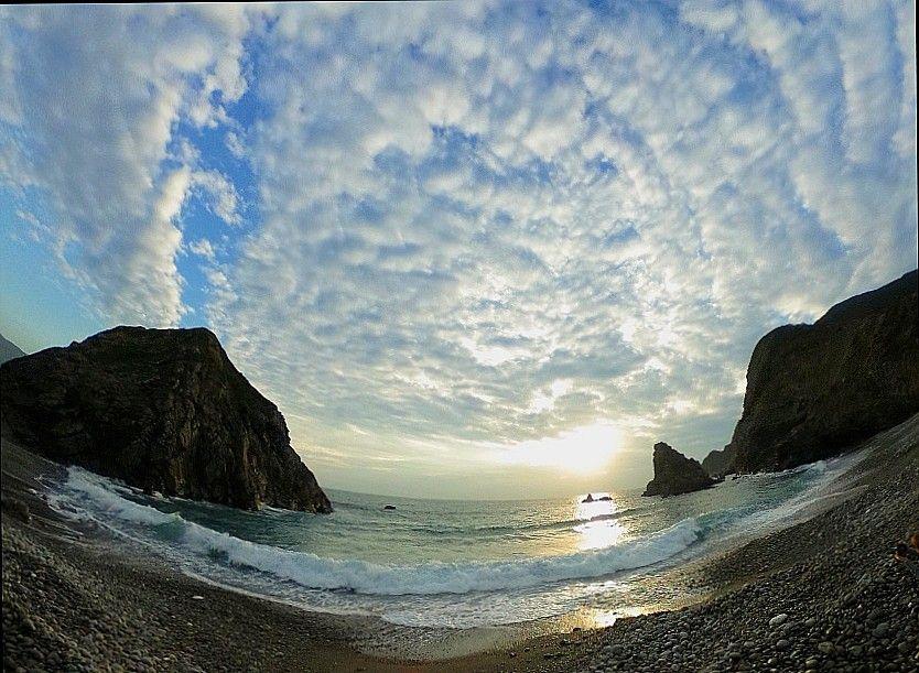ホノホシ海岸を訪れるオススメ時間帯