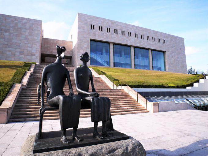 伊豆山神社からMOA美術館へ