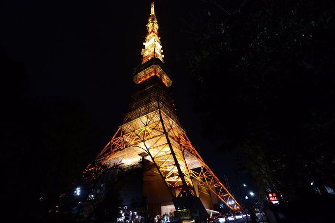 根強い人気、東京タワー