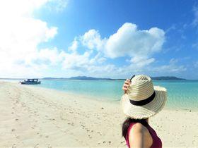 那覇空港から30分の離島!「久米島」女子旅モデルコース