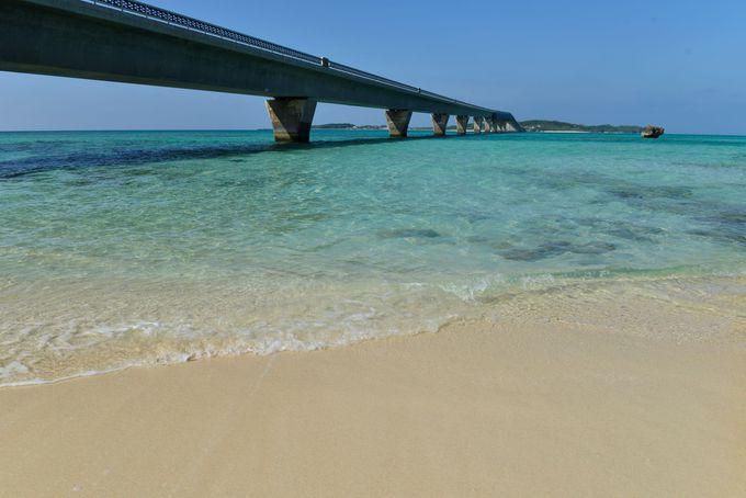 池間大橋を通って池間島へ