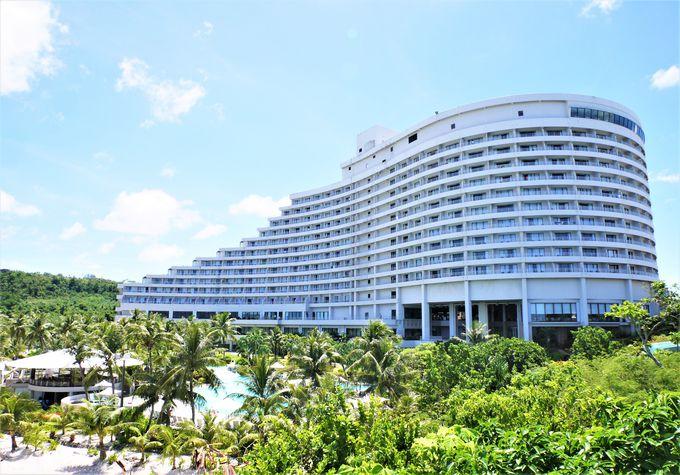ホテル・ニッコー・グアムでワンランク上のリゾートステイ