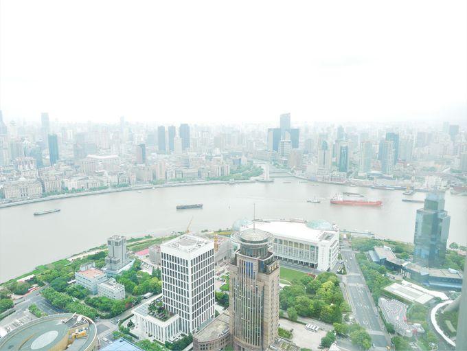 進化するエリアにある「ザ・リッツ・カールトン 上海浦東」