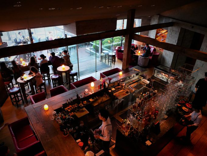 並んででも行く価値あり!「Flair Rooftop Restaurant and Bar」