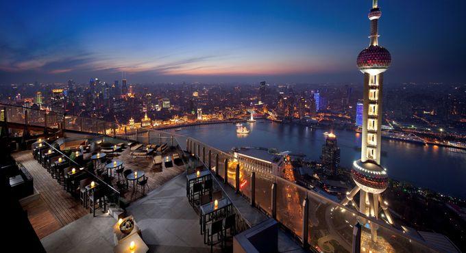 1日目夜:外灘の夜景は上海観光ではマスト!