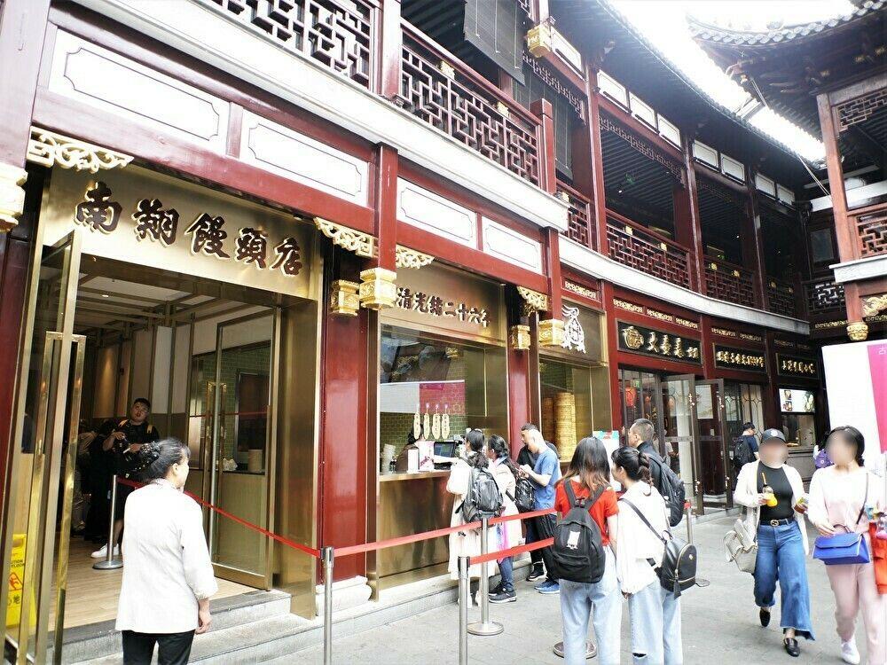2日目午前:豫園と南翔饅頭店