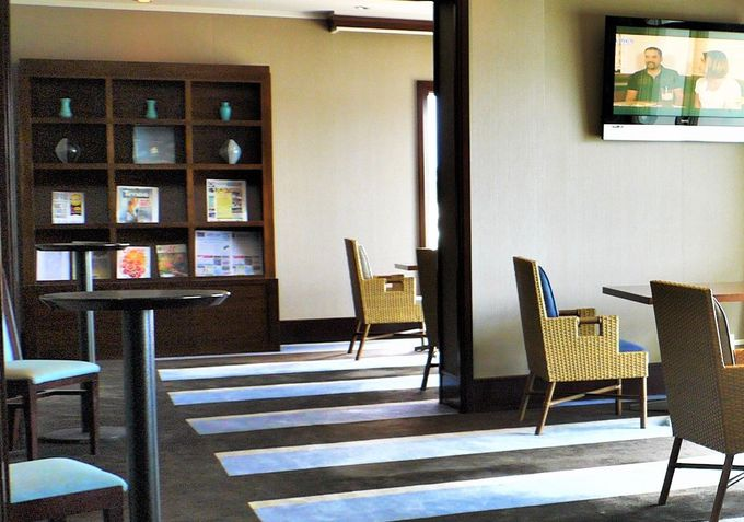 静かに過ごしたいならオトナな空間が魅力の「シェラトン・ラグーナ・グアム・リゾート」