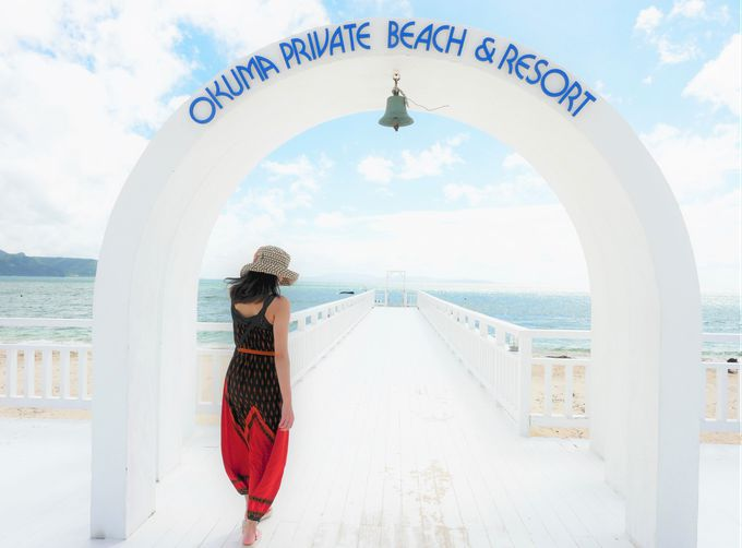 女子旅的「オクマ プライベートビーチ & リゾート」の楽しみ方